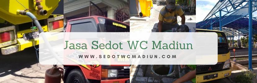 Harga Jasa Sedot WC Madiun Murah – 0813-3253-9707